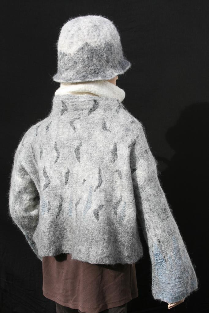Back of nuno jacket
