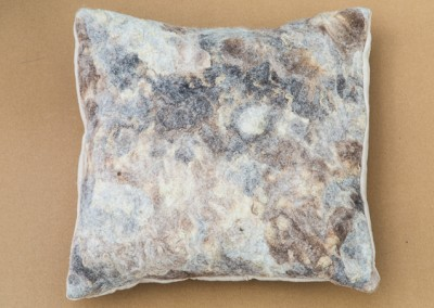 Square Natural Cushion