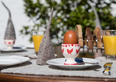 Egg Cosies and Placemats